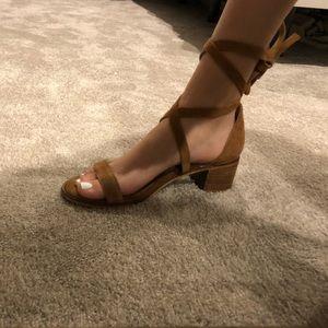 Steve Madden short heel